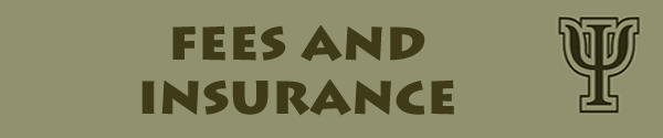Fees and Insurance
